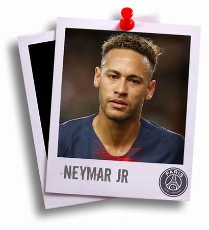 Neymar Jr Jugadores Marca Psg