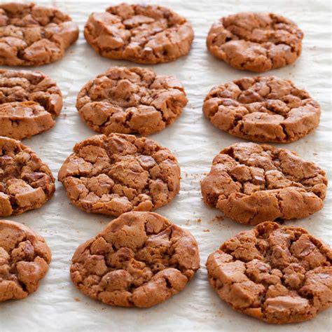 cookies au speculoos facile  pas cher recette sur