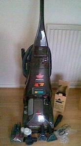 Bissell Proheat Protech Carpet Cleaner