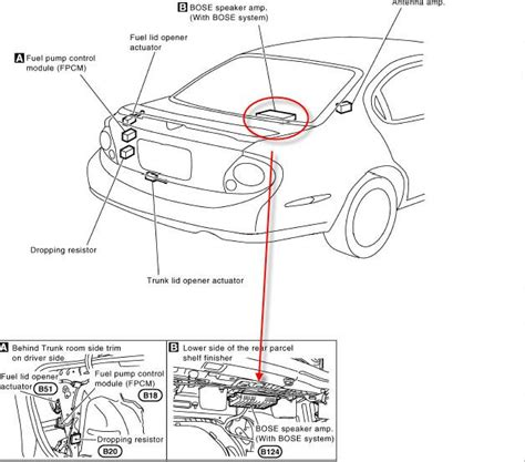 2012 Nissan Maxima Bose Wiring by My 2000 Maxima Radio Is Not Working On The Left Side