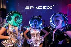 Several elaborate space-theme characters from Joy ...