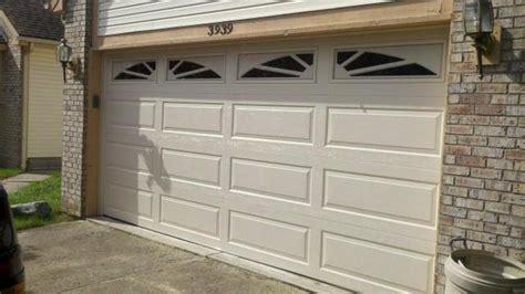 garage door plastic window inserts replacements decorative garage door window inserts new decoration