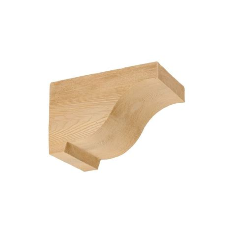 Fypon Corbels by Fypon 7 3 8 In X 7 3 8 In X 11 3 8 In Polyurethane
