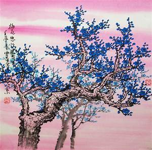 Items similar to Original Art work chinese painting ...