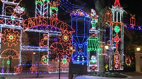 festival of lights florida 25 best things to do in florida for the holidays coastal
