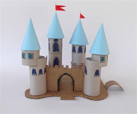 castle craft ideas craftsboom princess castle 1243