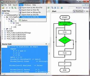 Code To Flowchart Converter V2 0 Has Been Released