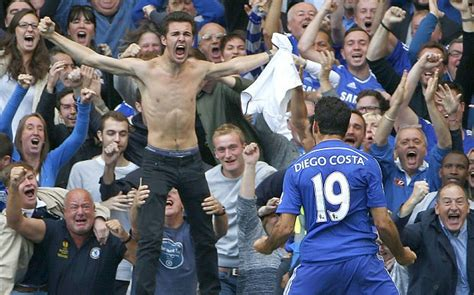 Chelsea fans oppose FA's Premier League proposal of ...