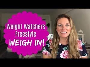 Weight Watchers Punkte Berechnen 2017 : weekly weigh in on weight watchers freestyle is weight watchers worth the money youtube ~ Themetempest.com Abrechnung