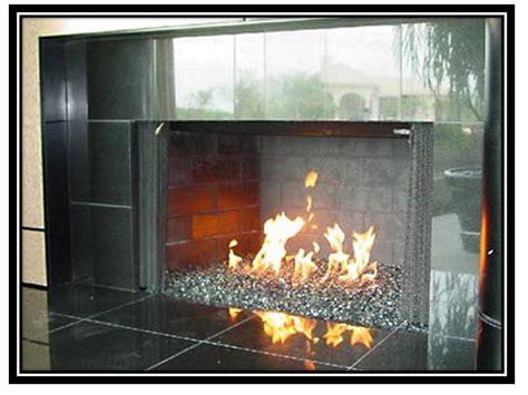 fireplace glass rocks glass rock for pit fireplace design ideas
