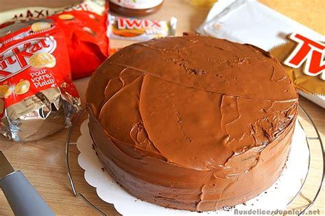 recette de cuisine simple gâteau d 39 anniversaire au chocolat facile aux délices du palais