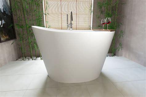 Ofuro Soaking Tubs by Aquatica True Ofuro Freestanding Japanese Soaking
