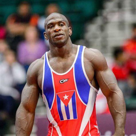 javier cortina ft cuban olympic wrestler nattyorjuice