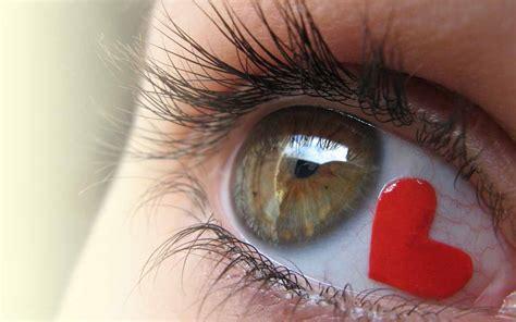 wallpaper gambar gambar mata  cantik