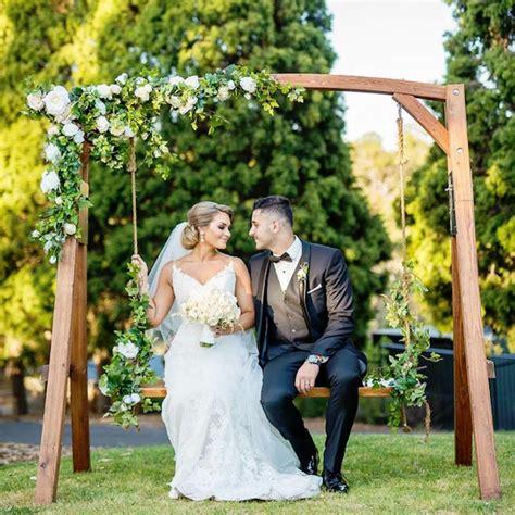 Garden Swing Swing Hire Wedding Swing Wooden Swing