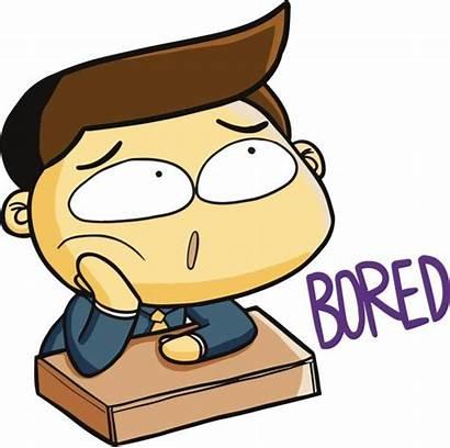 Bored Vector Boring Meeting Clip Businessman Adult