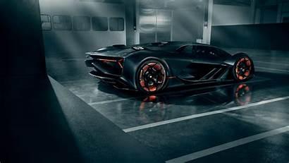 Terzo Lamborghini Millennio 5k Wallpapers
