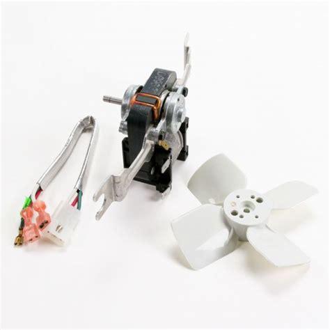 kenmore refrigerator parts fan motor 4318017 sears kenmore refrigerator evaporator fan motor