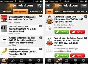 Mein Deal Com : mein deal app update bringt neues design und intuitive bedienung macerkopf ~ Markanthonyermac.com Haus und Dekorationen