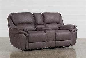 Sofa Recliners With Center Console Taraba Home Review