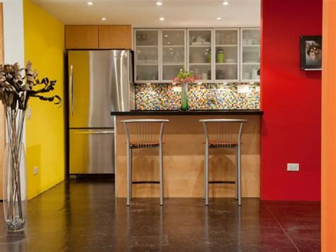 Painting Kitchen Walls Pictures, Ideas & Tips From Hgtv