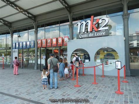cin 233 ma mk2 quai de loire 224 salles cinema