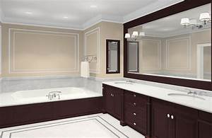 Top, Large, Bathroom, Mirrors, Wallpaper, U2013, Home, Sweet, Home