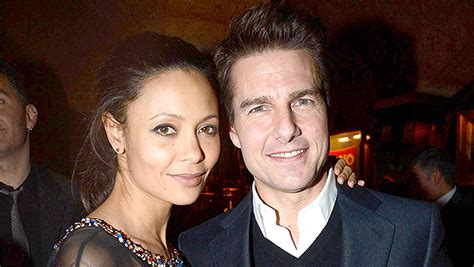 Thandie newton continues to speak her truth. Thandie Newton Was 'Scared' Of Tom Cruise After He Got So ...