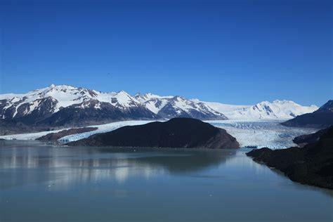 glacier gray pin torres del paine national park map on pinterest