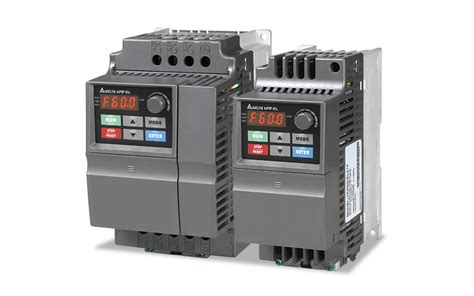 Ac Motor Drive by Products Inverters Ac Motor Drives Vfd El Series