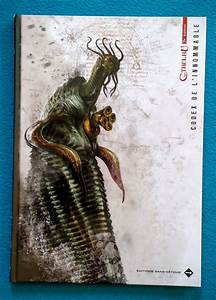 French Call Of Cthulhu 7th Edition
