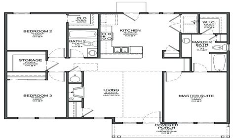 image result   bedroomed single storey semi detached floor plans small house floor plans