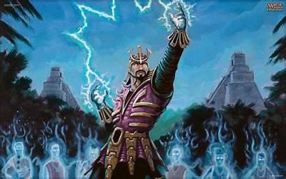 Ancestral Recall Magic Eldrazi Wizards Gathering Arcana
