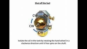 Tankmaster Valve Filter Change Instructions