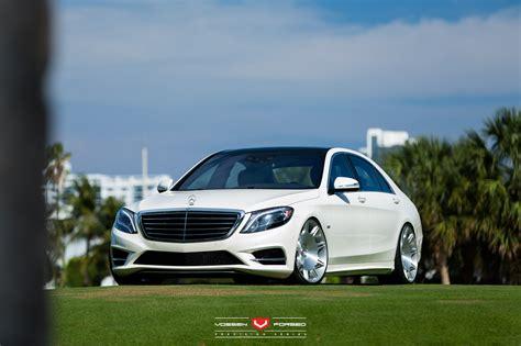Mercedes-Benz S550 Renntech Executive Package - Vossen ...