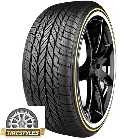 (4) 24535r20 Vogue Tyre Whitegold 245 35 20 Tire Ebay