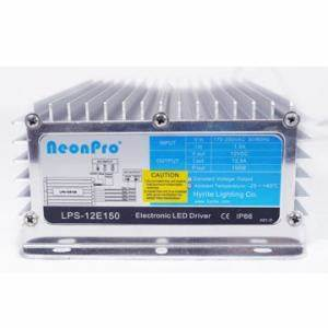 150W 12V Waterproof IP67 LED Driver Switching Power Supply