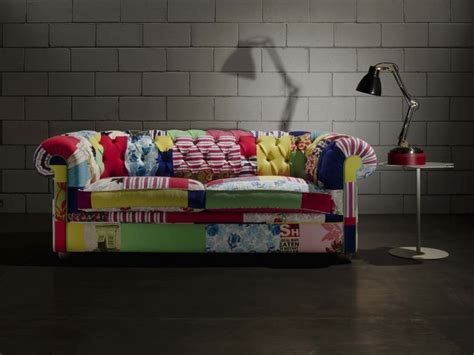 Divano Chester Patchwork : 8 Best Chesterfield Crazy , Divani Chester In Tessuto