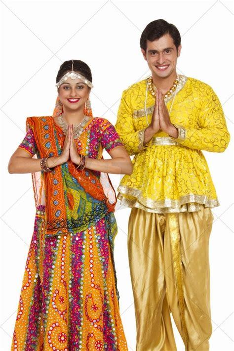 costume  india regionwise