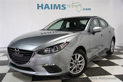 2016 Used Mazda Mazda3 4dr Sedan Automatic I Sport At