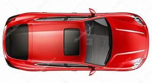 Voiture Vu De Haut : voiture de sport rouge vue de dessus photographie vladimiroquai 42115005 ~ Medecine-chirurgie-esthetiques.com Avis de Voitures