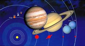 Solar System Planet Diameters (page 2) - Pics about space