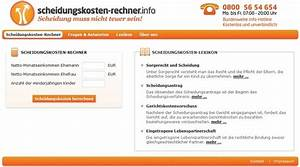 Gerichtsgebühren Berechnen : kostenloser scheidungskostenrechner kanzlei hasselbach ~ Themetempest.com Abrechnung
