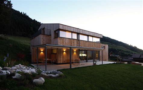 Einfamilienhaus Holzhaus Mit Ziegelfassade by Einfamilienhaus Holzhaus Modern Was Wir Bauen