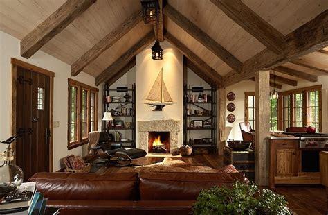 Livingroom Decor Ideas 30 Rustic Living Room Ideas For A Cozy Organic Home