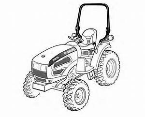Bobcat Ct225  Ct230  Ct235 Compact Tractor Service Repair