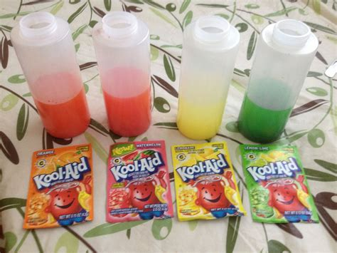 Mix Kool Aid With Water And Vinegar Projects To Try