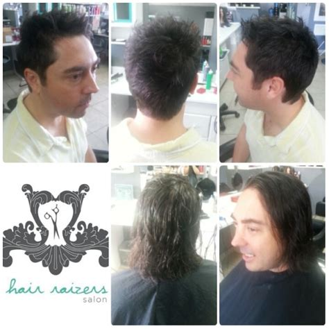 mens haircut sarasota styles while growing out hairstyle gallery