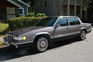 1993 Cadillac Deville Photos  Informations  Articles