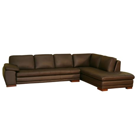 what is a chaise sofa wholesale interiors leather sofa with chaise dark brown